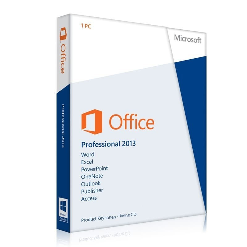 Windows 7 professionnel + Office 2010 Professionnel